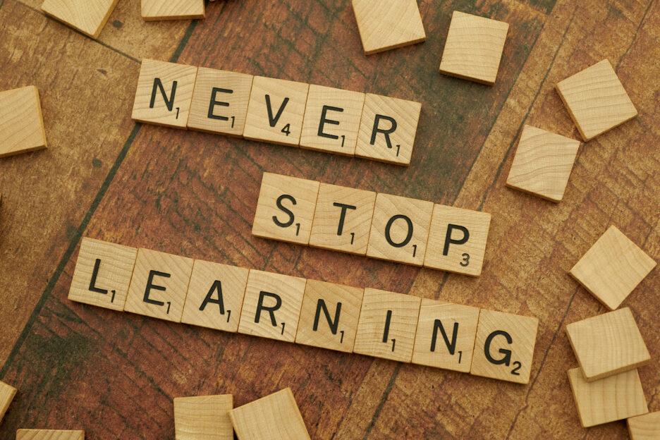 leren via cursussen